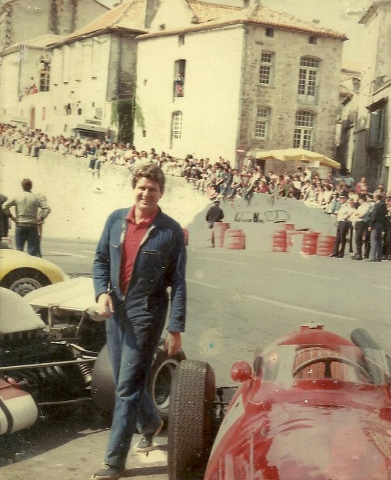 Alfa Romeo Monza Scuderia Ferrari - Stephen Griswold