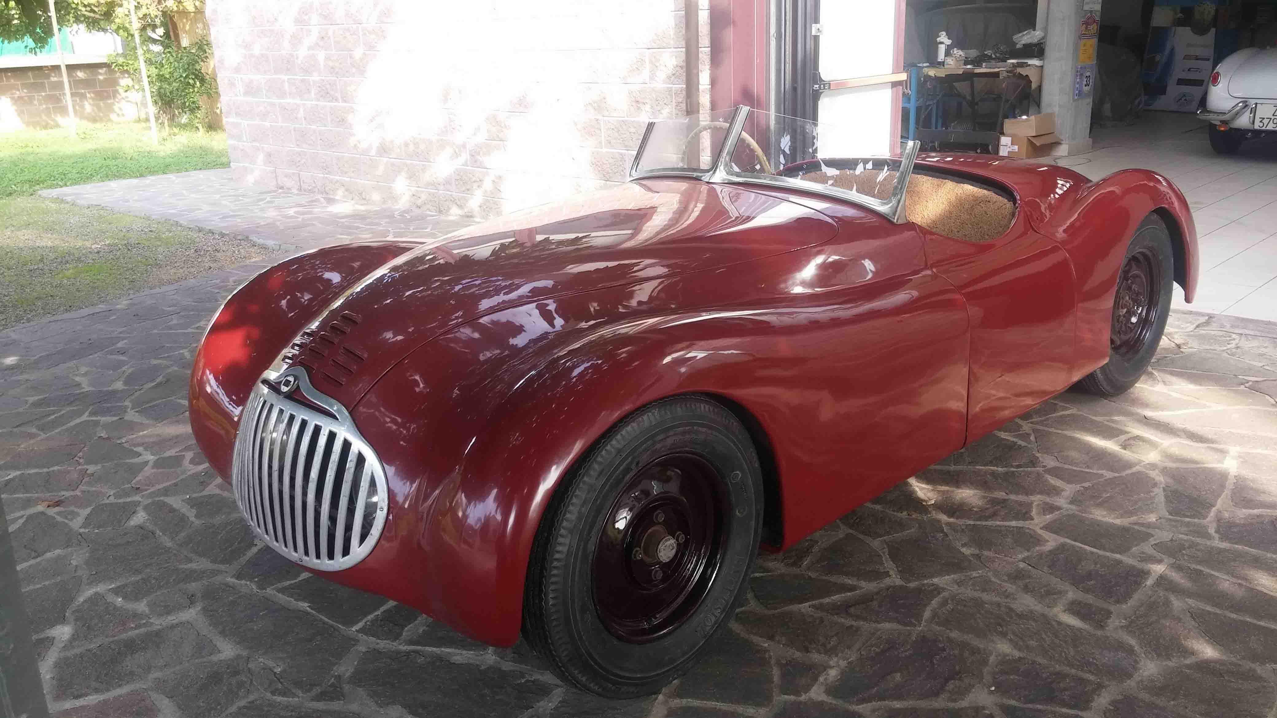 Lancia Barchetta Sport