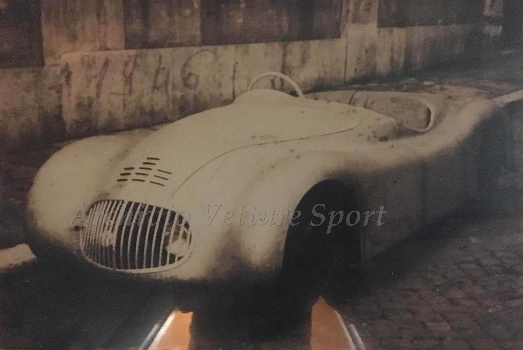 Fiat Lancia Carrozzata Faina 1946