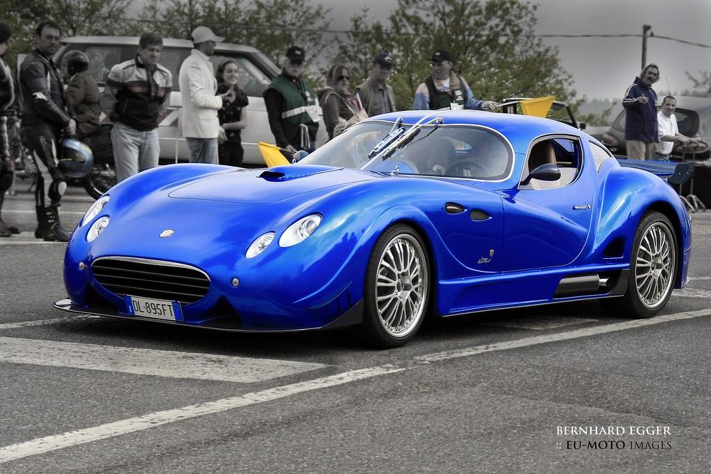 Antas V8 - F&M