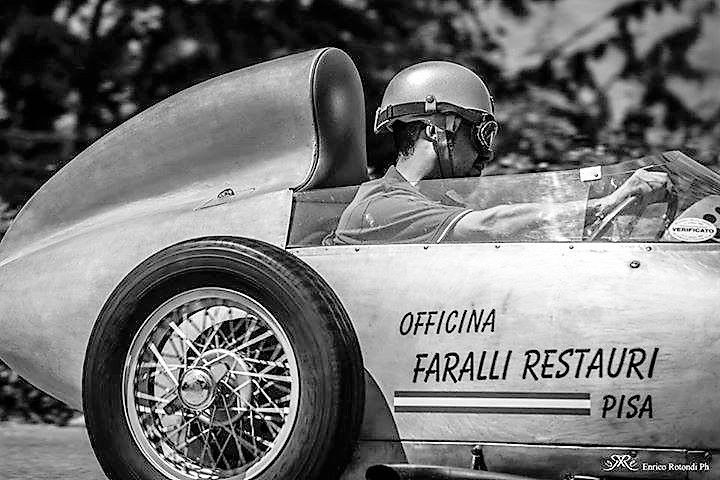 Formula Junior Bosato Morelli 1100
