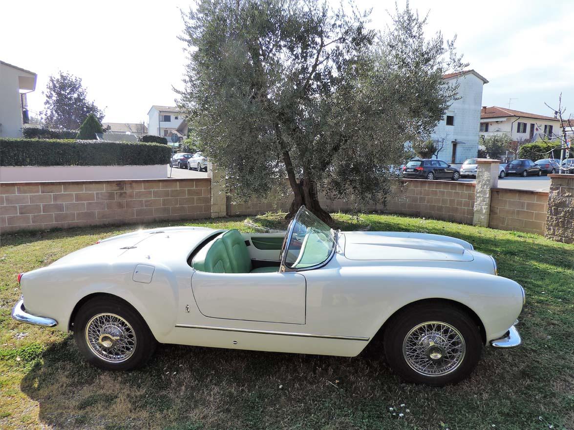 Lancia Aurelia B24S America