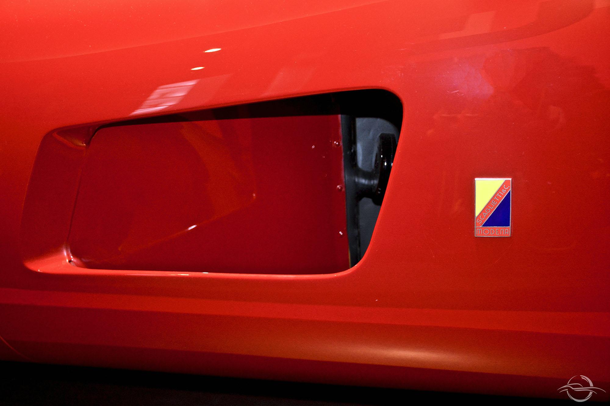 Ferrari 500 TR NR96 Scaglietti