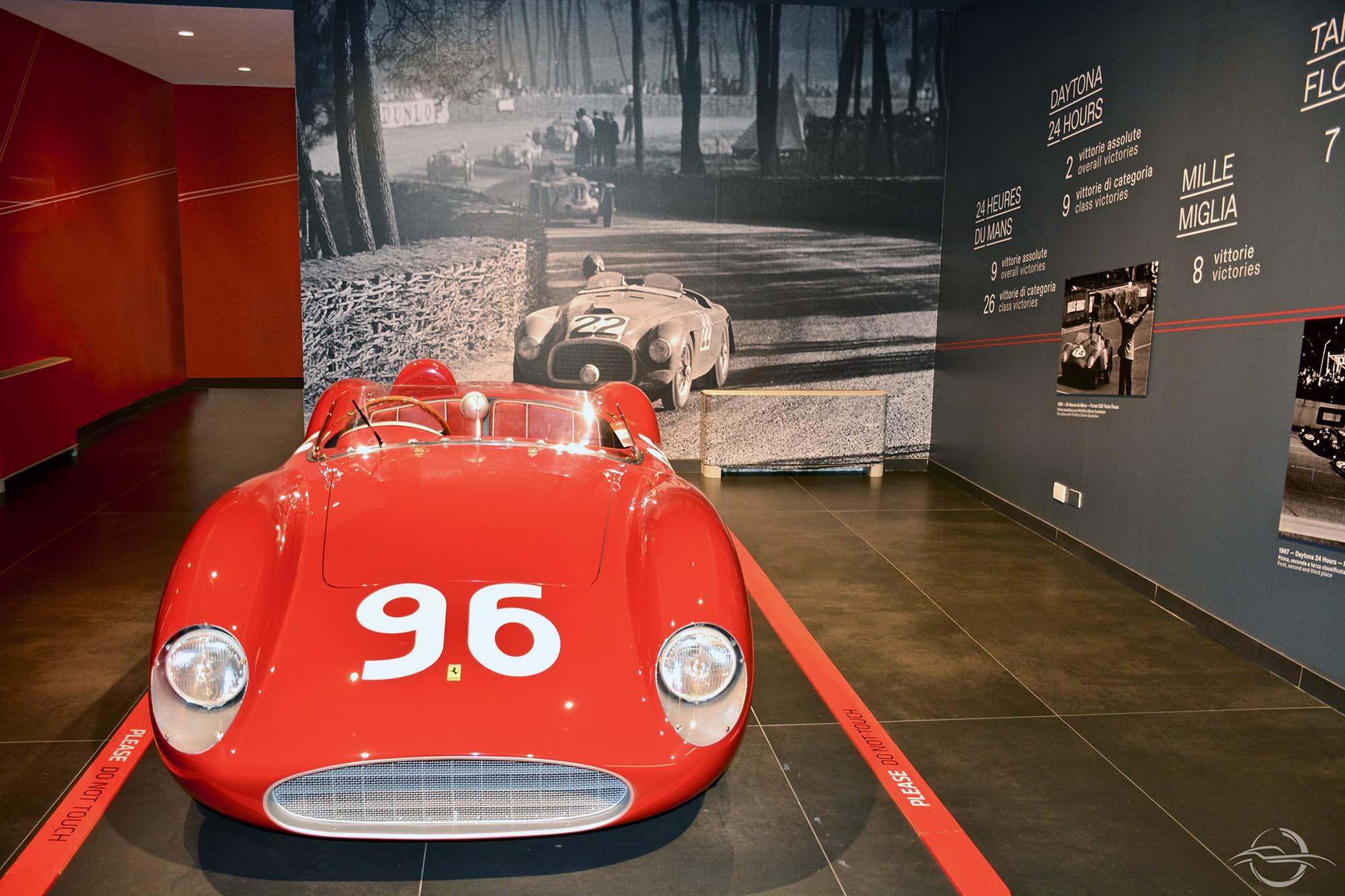 Ferrari 500 TR