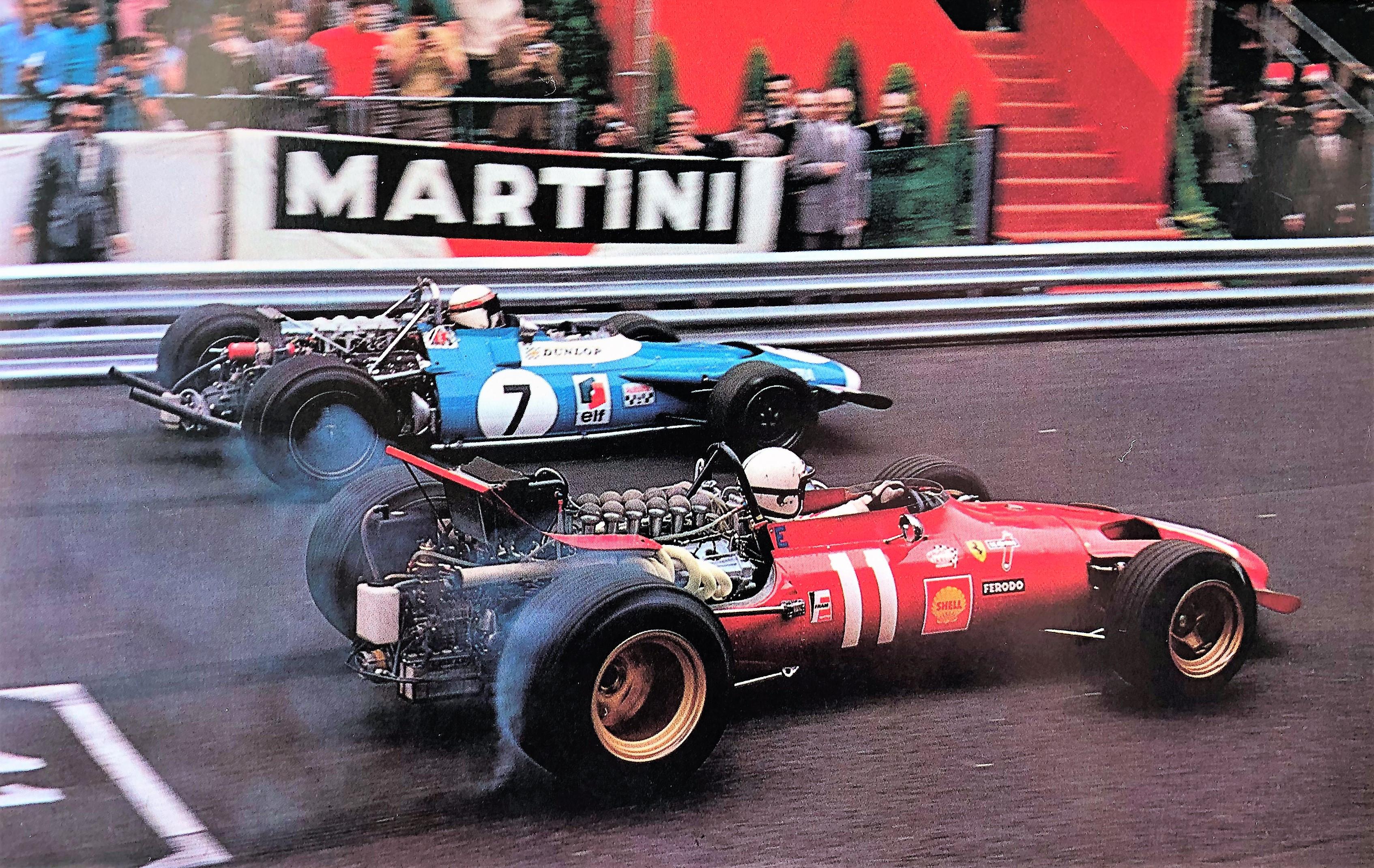 GP Monaco 1969