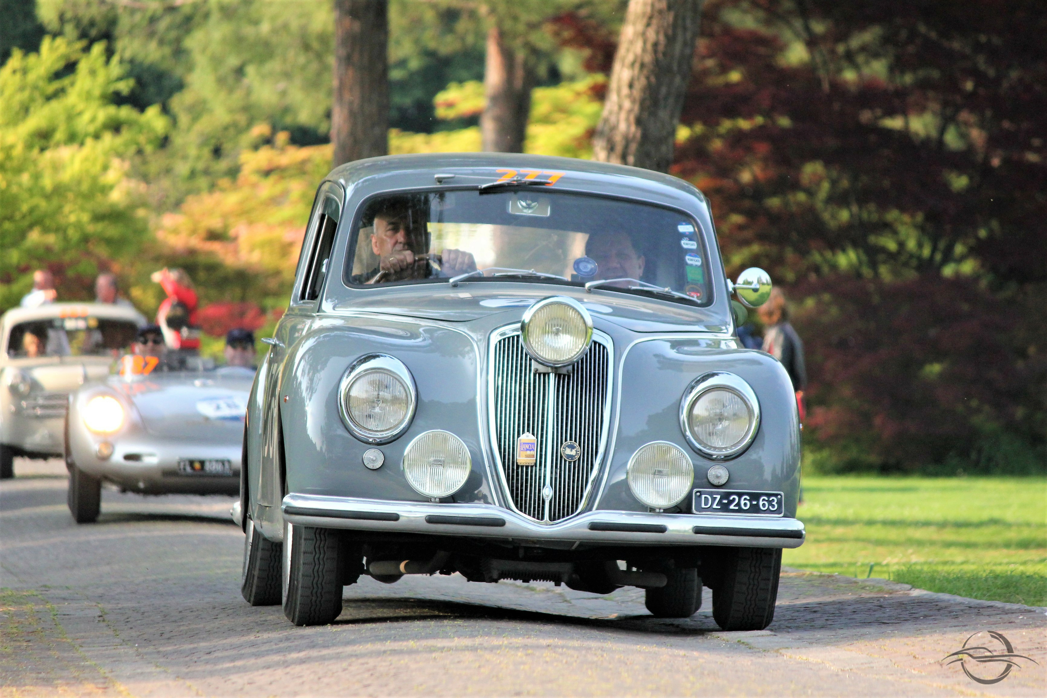 Lancia Aurelia B22 1953