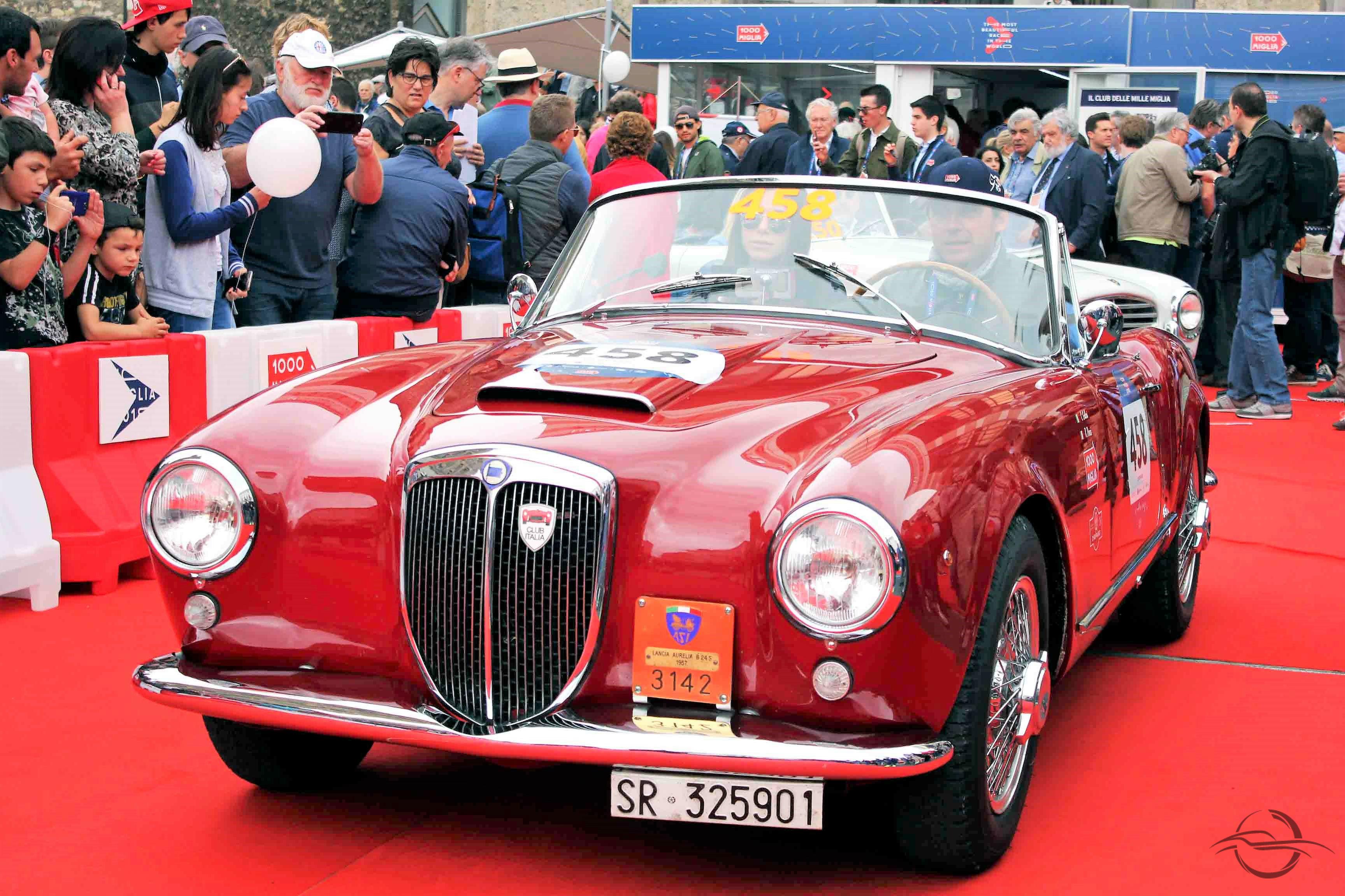 Lancia Aurelia B24 Convertibile 1957
