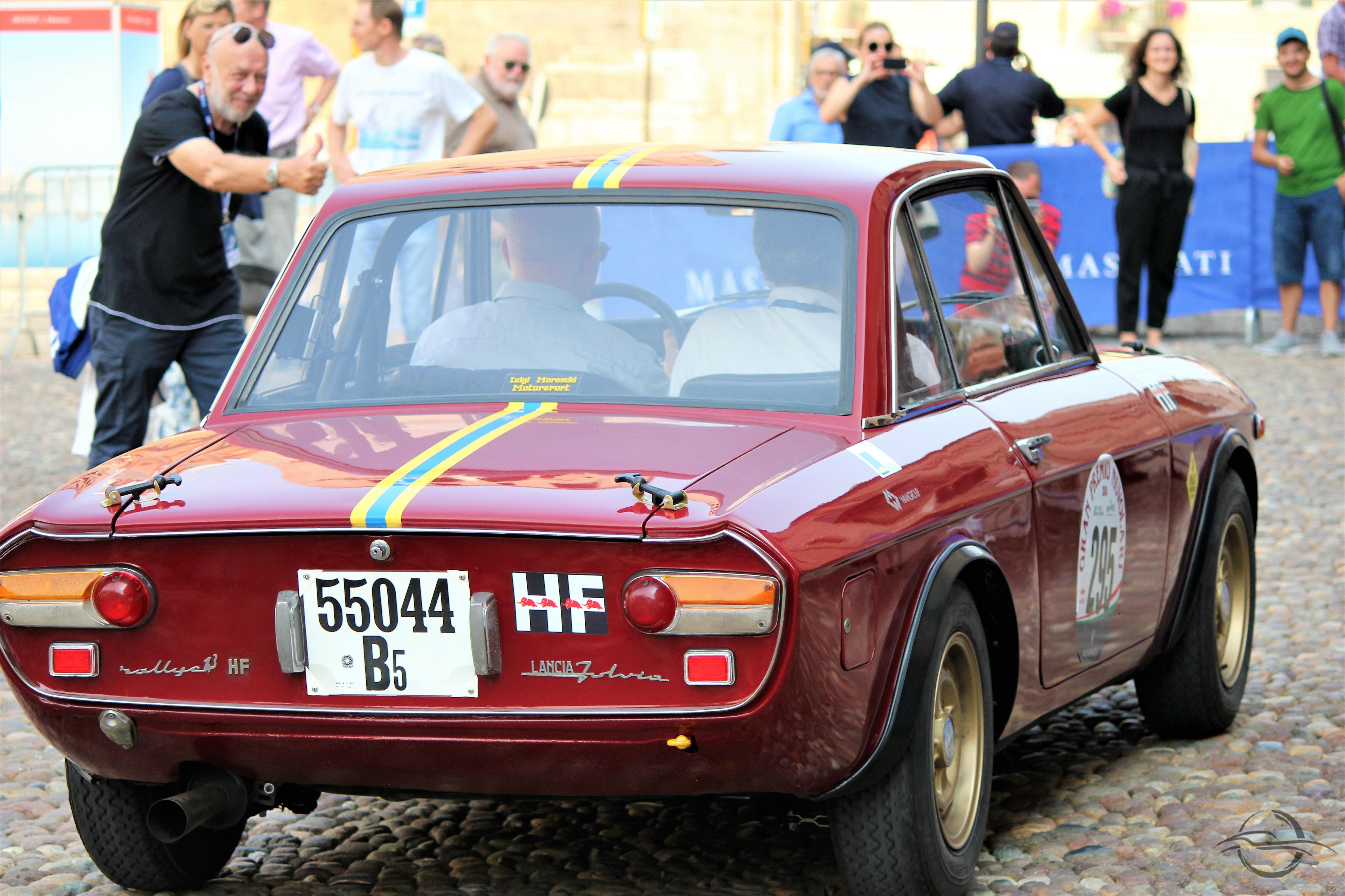 Lancia Fulvia Rally 1300 HF 1968