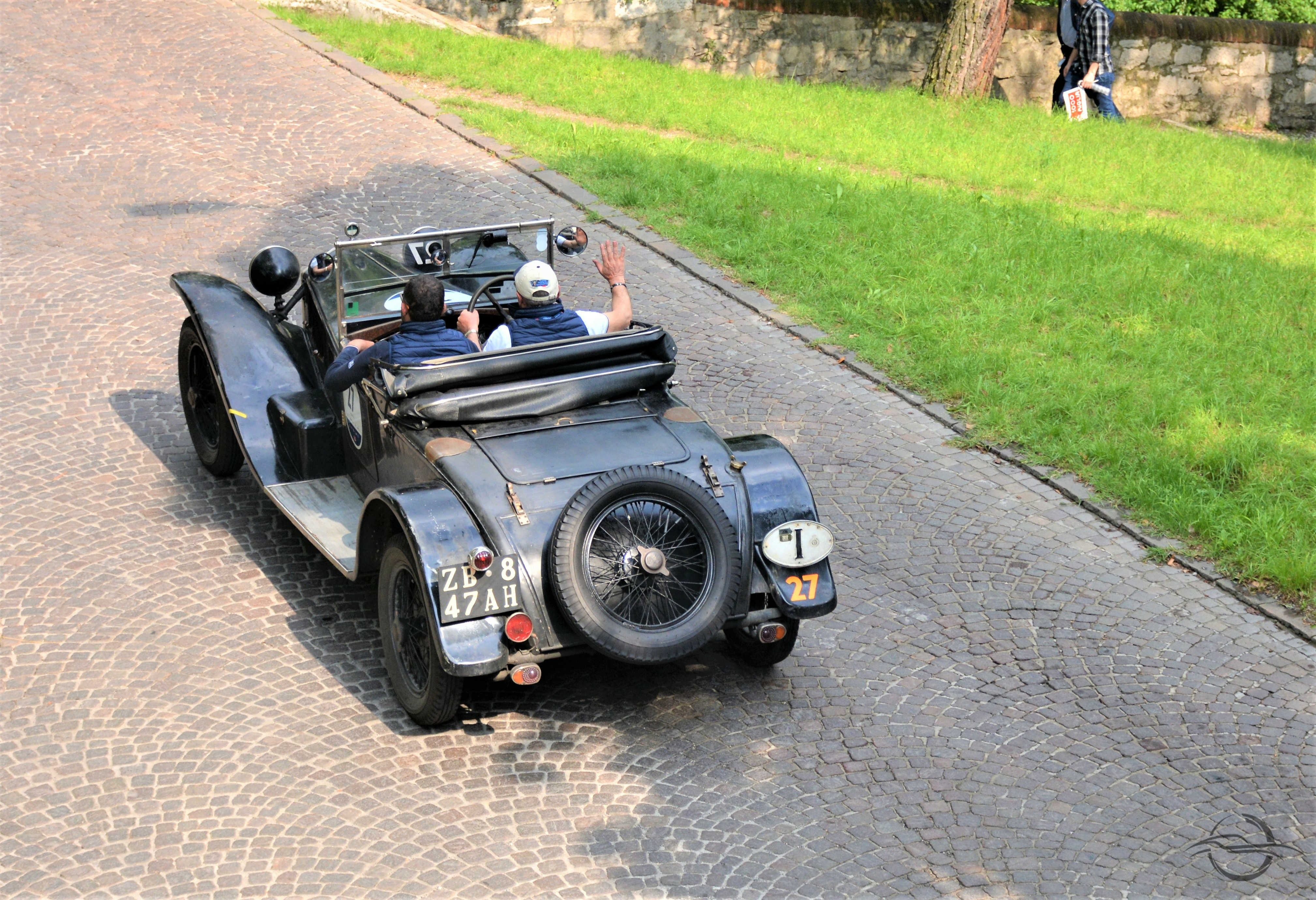Lancia Lambda VII Serie Casaro 1927