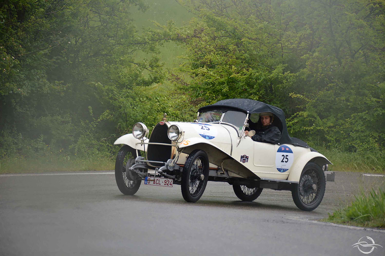Bugatti Type 23 Brescia