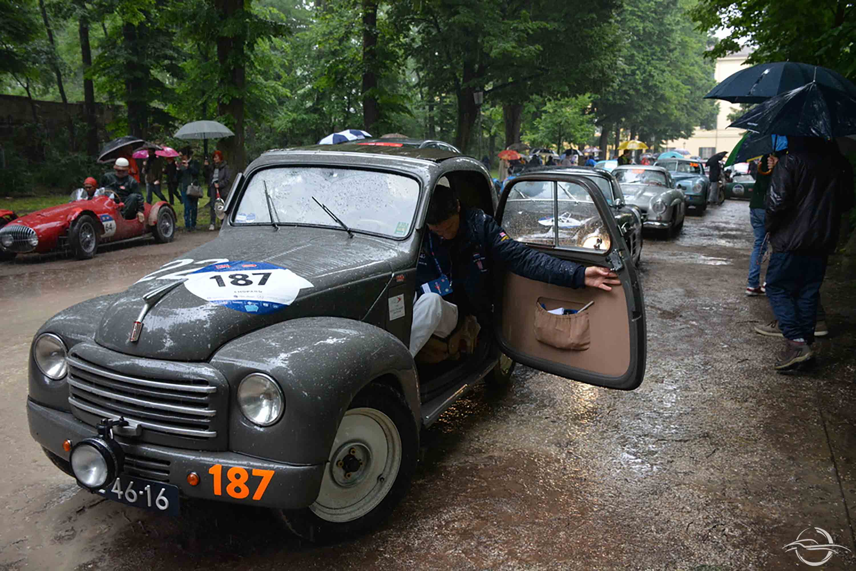 Fiat 500 C Topolino