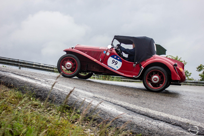Fiat 508 Balilla Sport Coppa Oro 1934