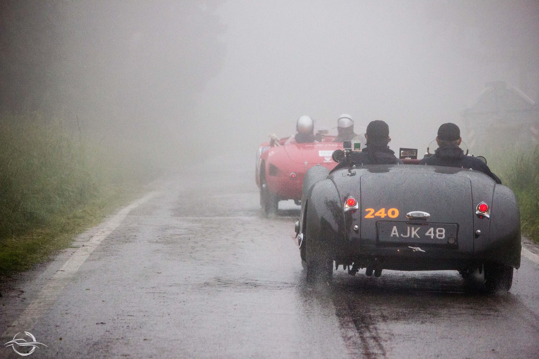 Jaguar 120 OTS Roadster
