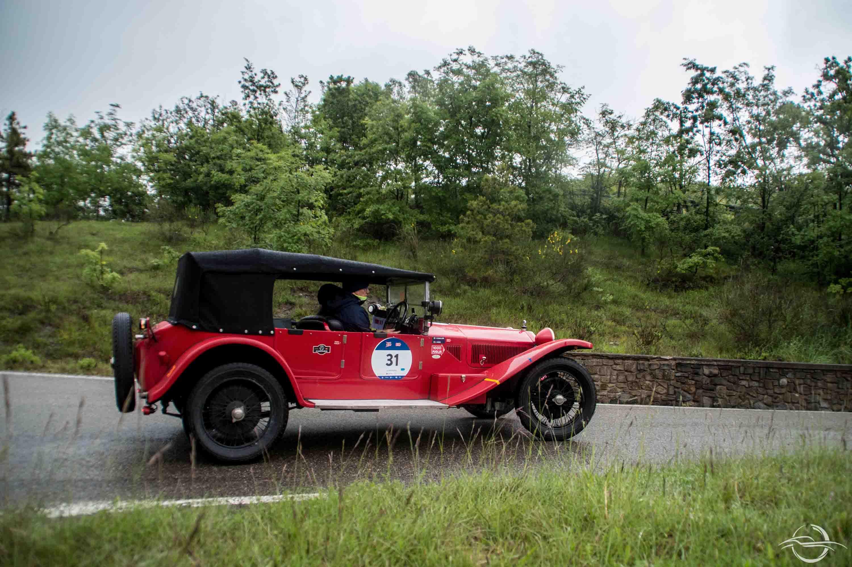 Lancia Lambda VII Serie 1927