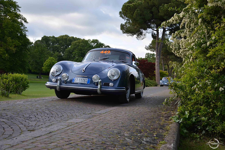 Porsche 356 A 1600
