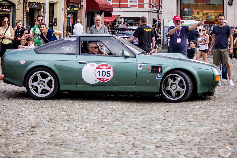 Aston Martin V8 Vantage Zagato 1986