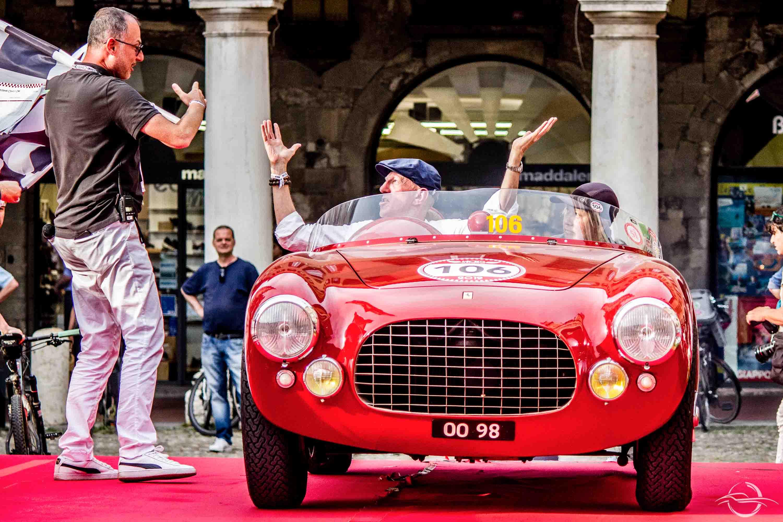 Ferrari 212 Export Vignale Barchetta 1951