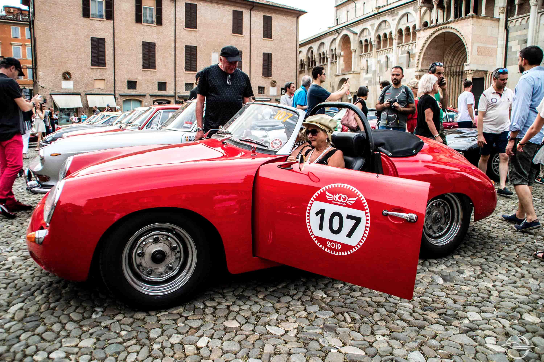Porsche 356 B Roadster 1960