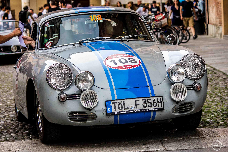 Porsche 356 B - 1600 (T6) 1961