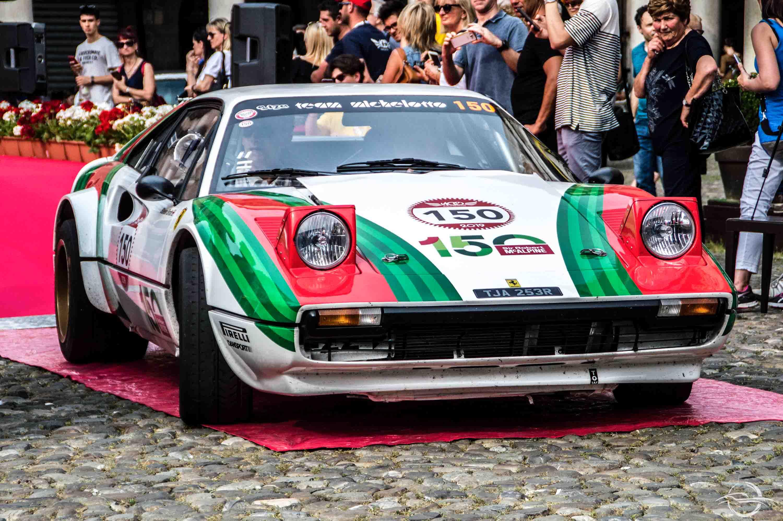 Ferrari 308 GTB Gr.4 Michelotto 1976