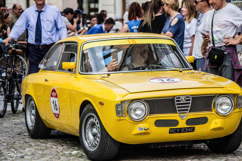Alfa Romeo Giulia Sprint GTA 1965