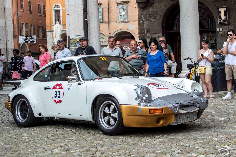 Porsche 911 Carrera 3.0 RS Gr.4 1974