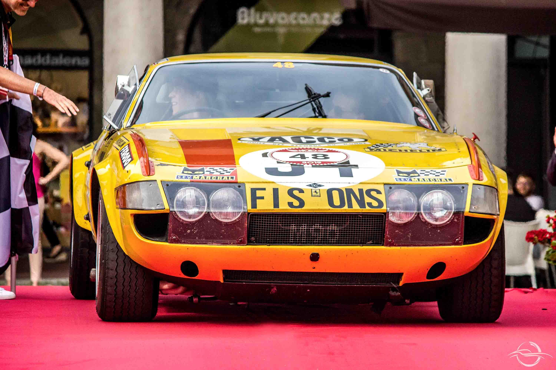 Ferrari 365 GTB/4 Daytona Competizione 1973