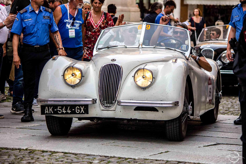 Jaguar XK 120 OTS 1950