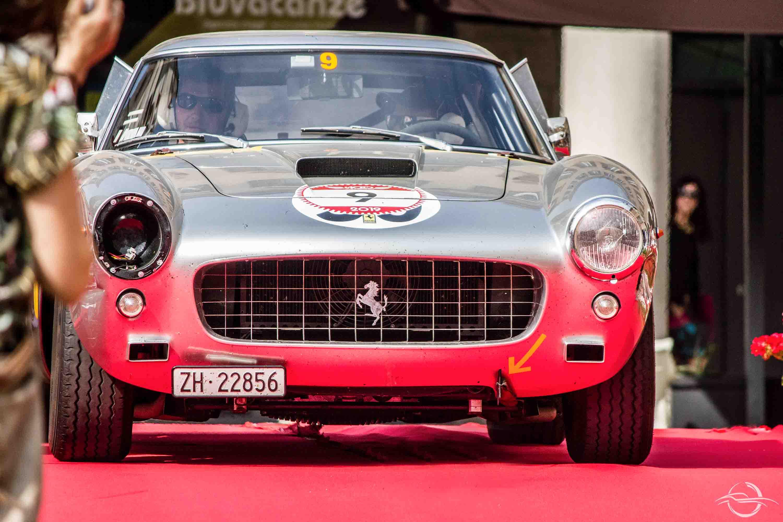 Ferrari 250 GT SWB SEFAC 1961