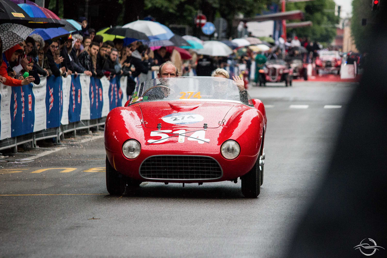 Ferrari 166 MM Spider Autodromo - 1953