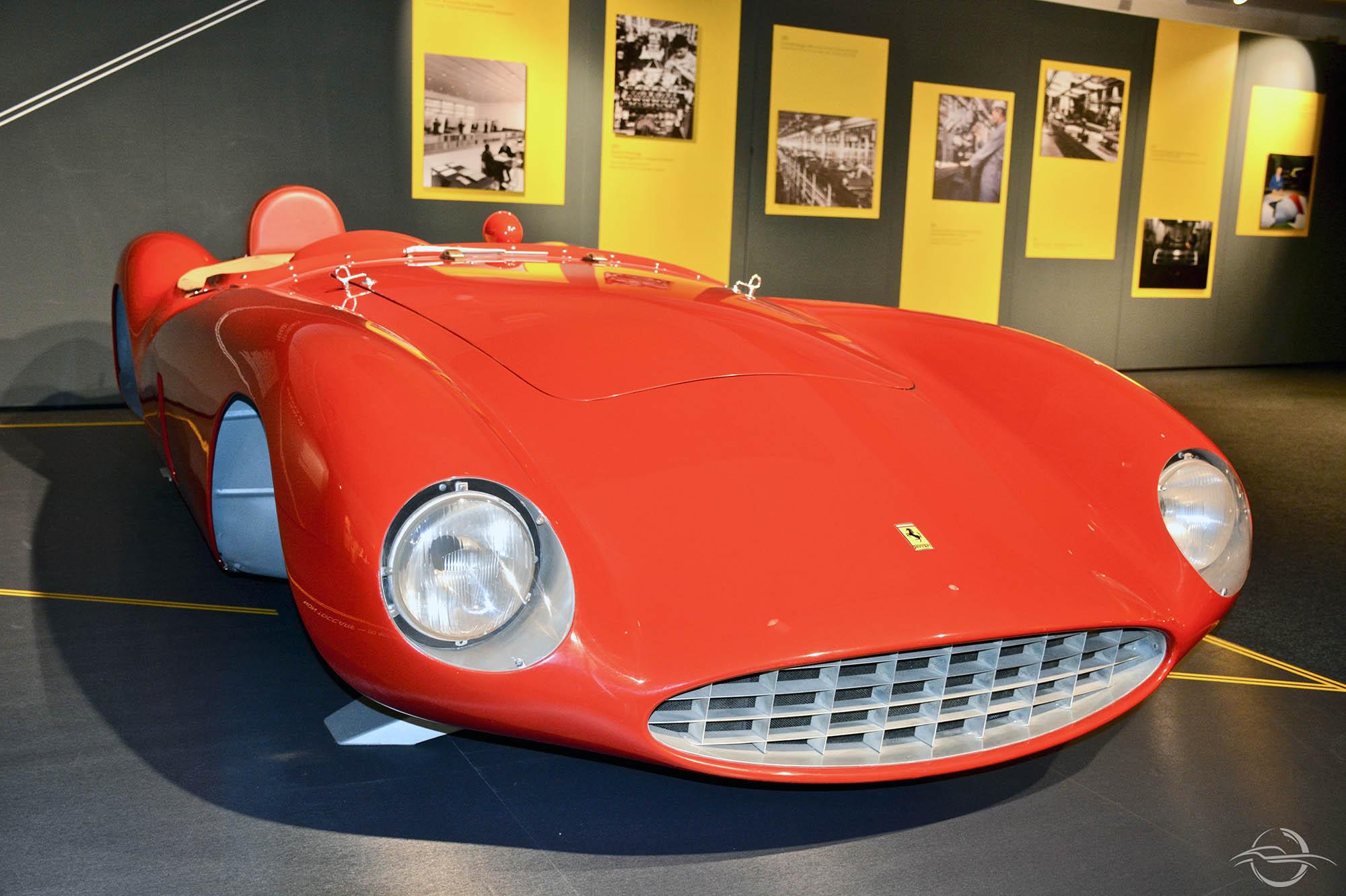 Ferrari Monza al Museo Ferrari di Maranello