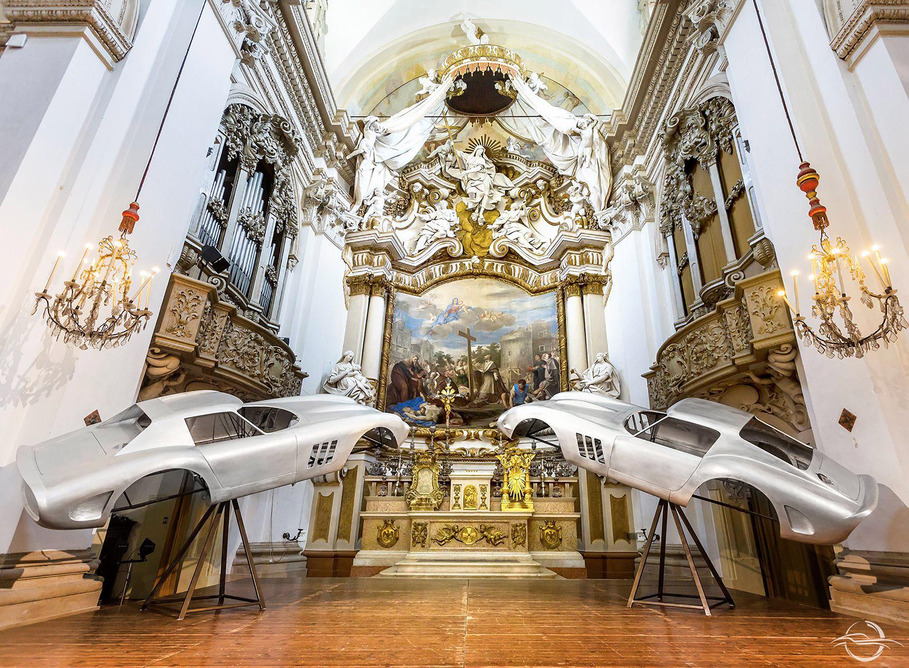 ModenArt presso chiesa di San Carlo a Modena, fotografia di Angelo Rosa