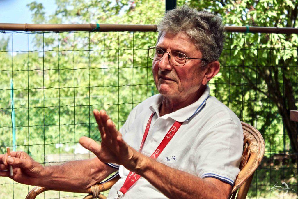 Oscar Scaglietti intervista