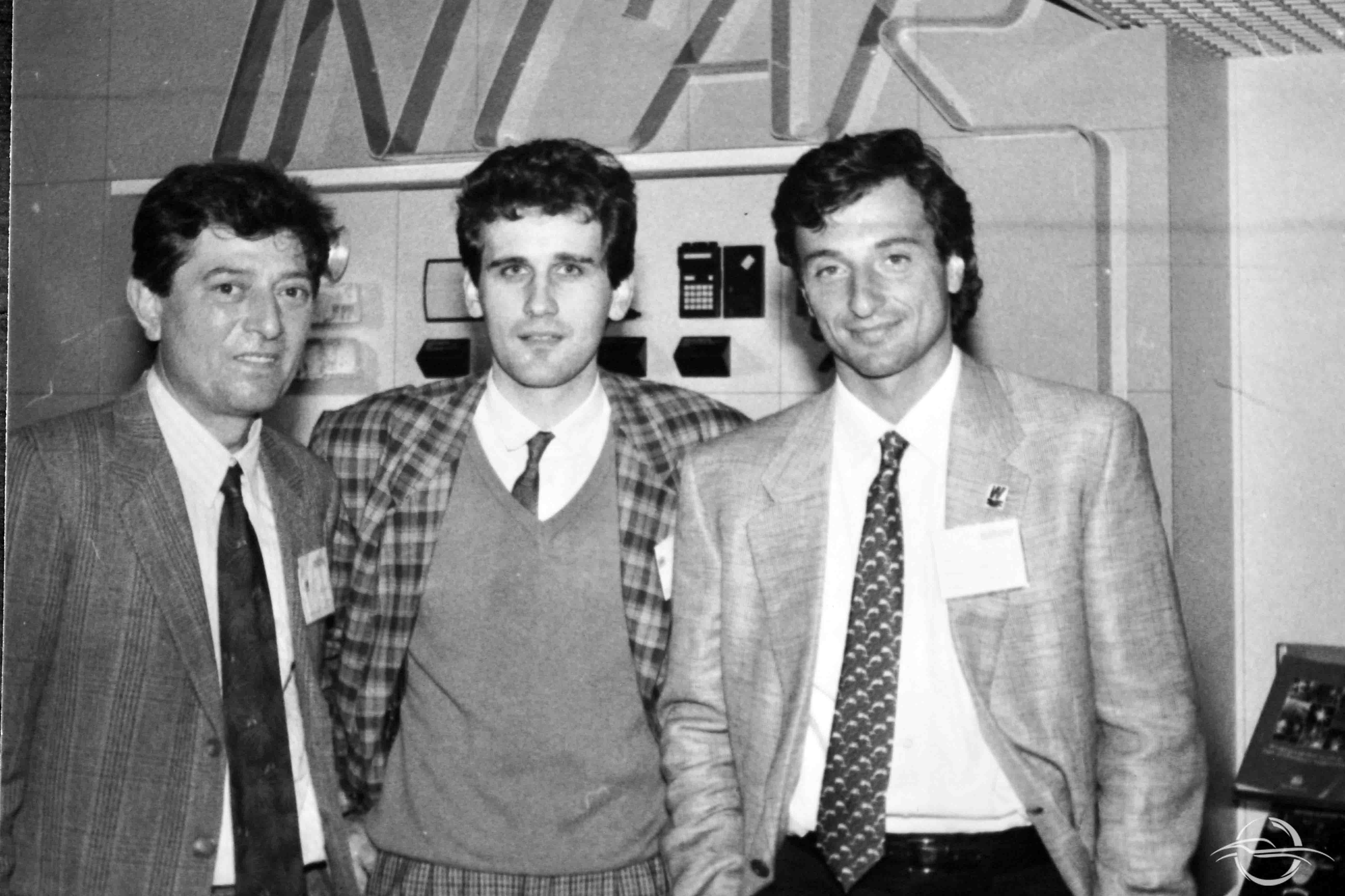Oscar Scaglietti, Segre e Riccardo Patrese
